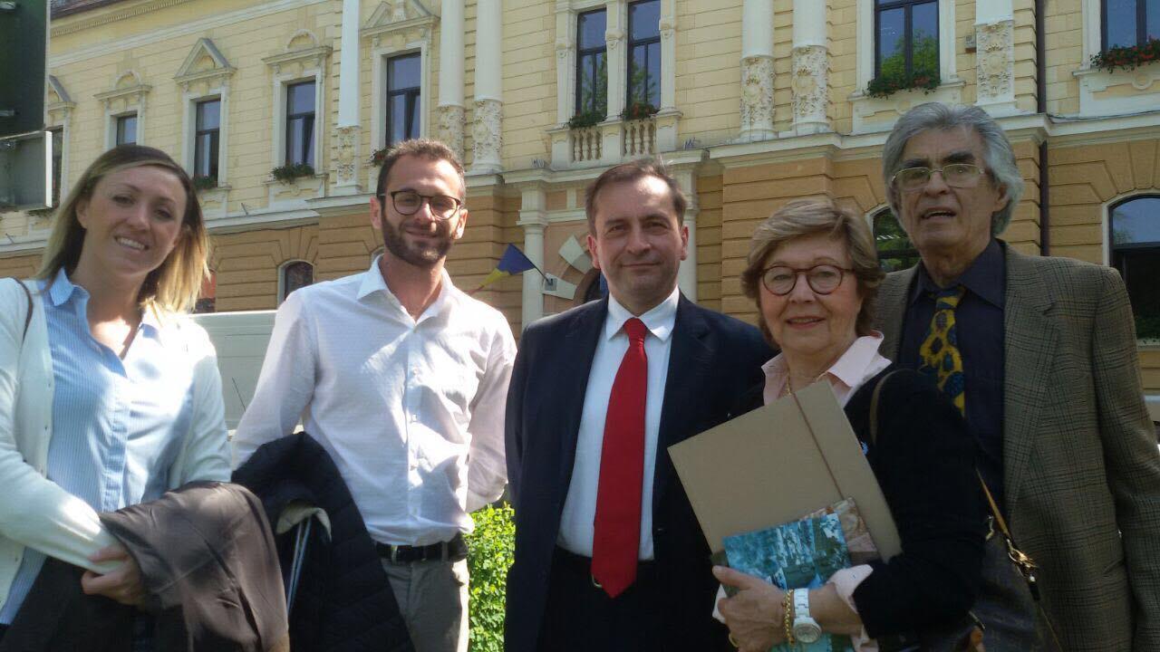 Ultimi passi per definire l'intesa di collaborazione con il comune di Brasov (Romania)